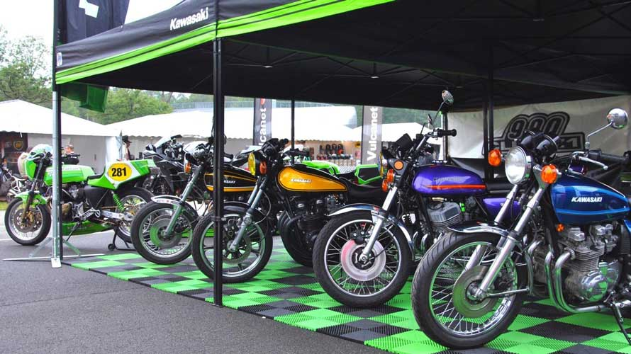 Festival Cafe Racer KB-001