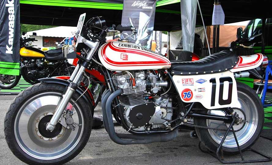 Festival Cafe Racer KB-002