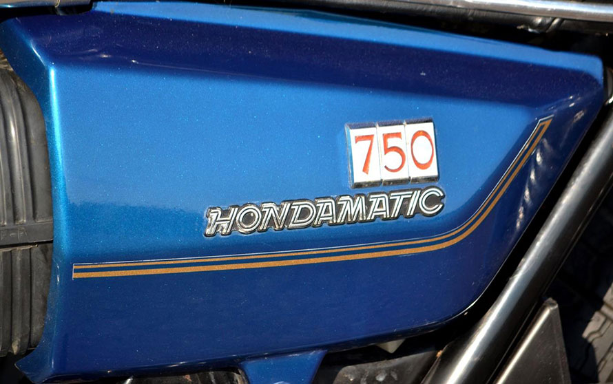 750 HONDAMATIC-001