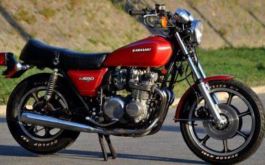 Kawasaki SR 650 D 1978-000