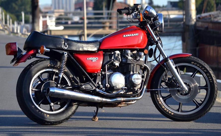 Kawasaki SR 650 D 1978-007