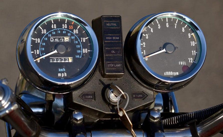 Kawasaki SR 650 D 1978 n° 3 XXX Z650 de 1977 à 1980 - KB