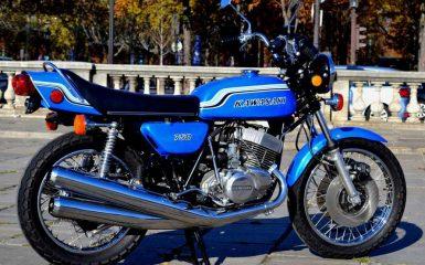 Kawasaki 750 H2 1972-000