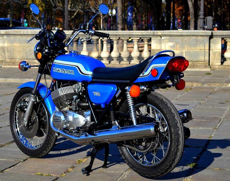 Kawasaki 750 H2 1972-001
