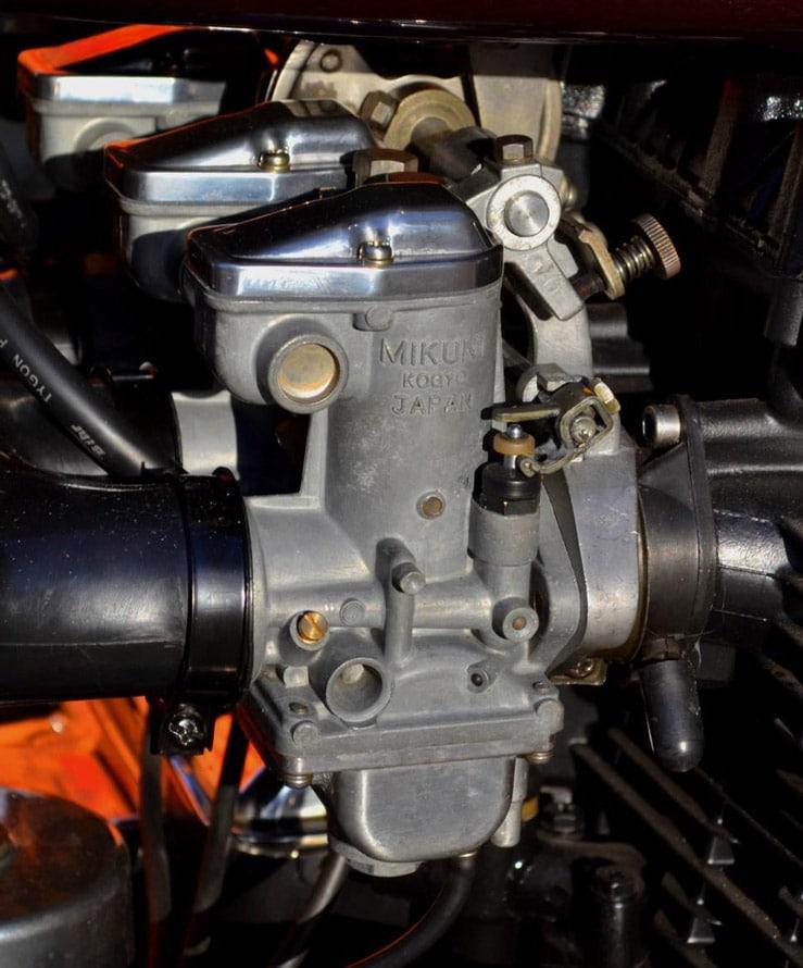 Kawasaki 750 RS-003
