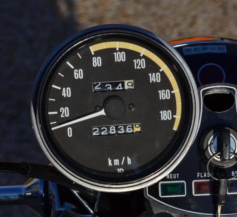 Kawasaki 750 RS-010