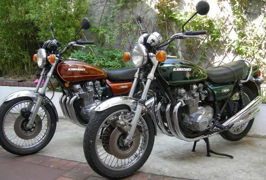 Kawasaki Z900 A4 1976 n -002