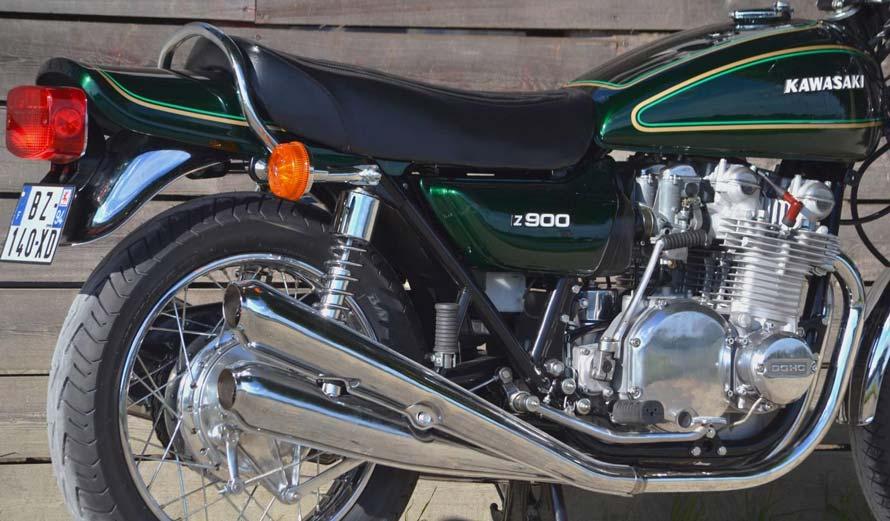 Kawasaki Z900 A4 1976 n -050