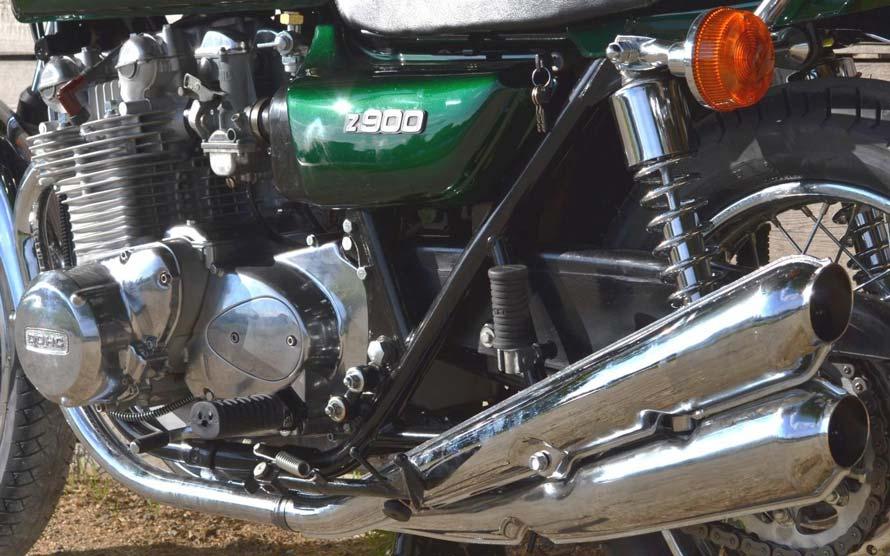 Kawasaki Z900 A4 1976 n -051