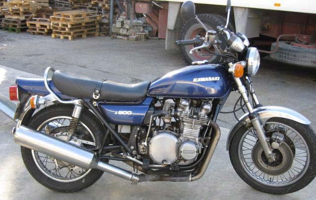 Kawasaki Z900 A4 1976 n -056