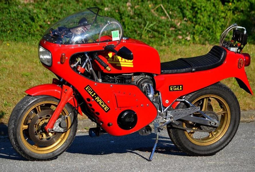 Egli Turbo MRD1-001