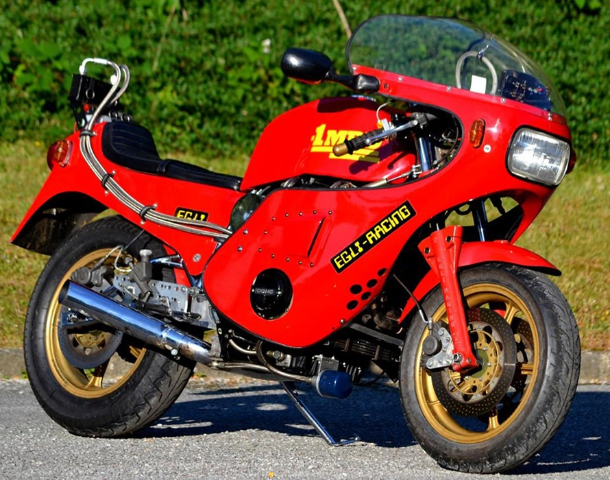Egli Turbo MRD1-018