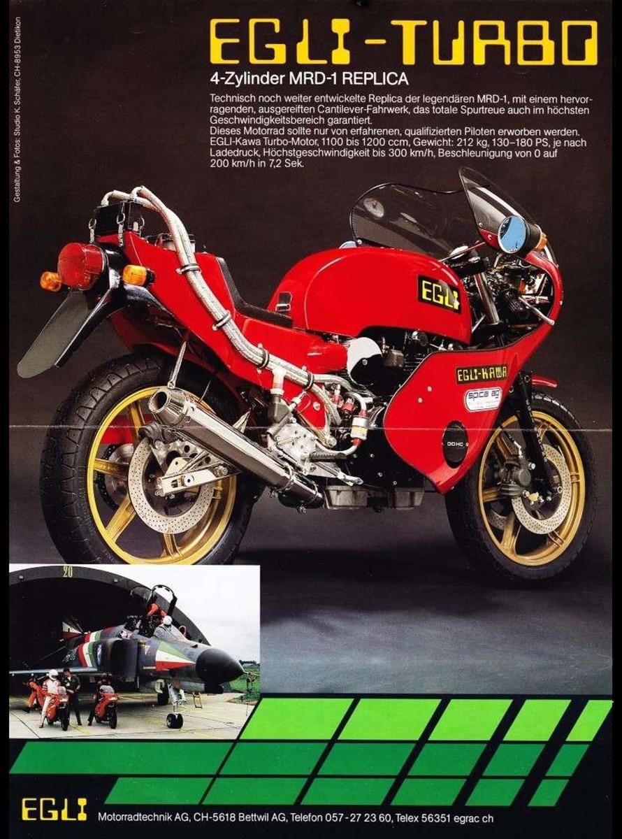 Egli Turbo MRD1-020