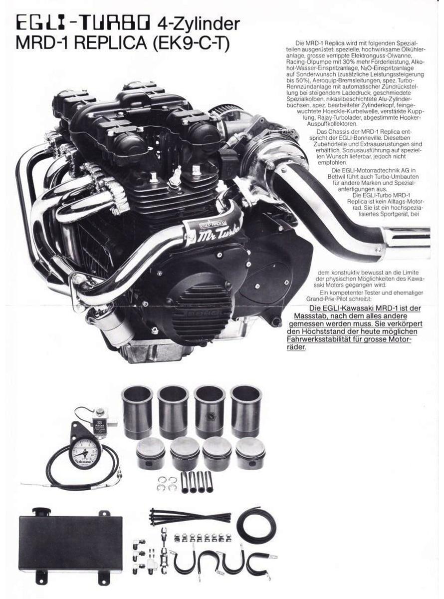 Egli Turbo MRD1-021