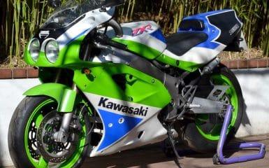 Kawasaki ZXR 750 R-000