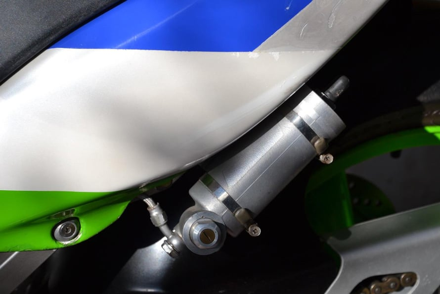 Kawasaki ZXR 750 R-009
