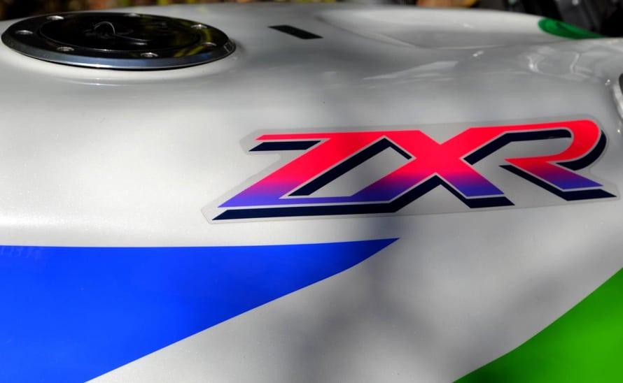 Kawasaki ZXR 750 R-014