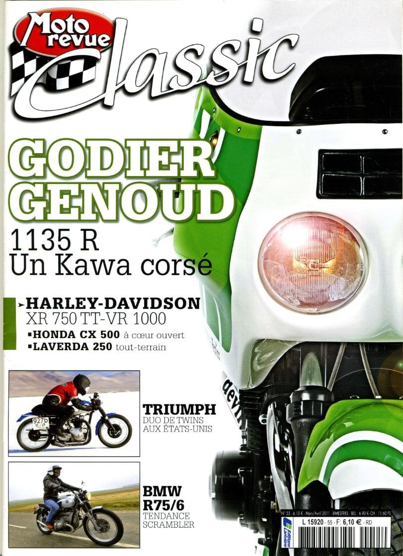 1135 GG Moto Revue Classic n55 mai-juin 2011