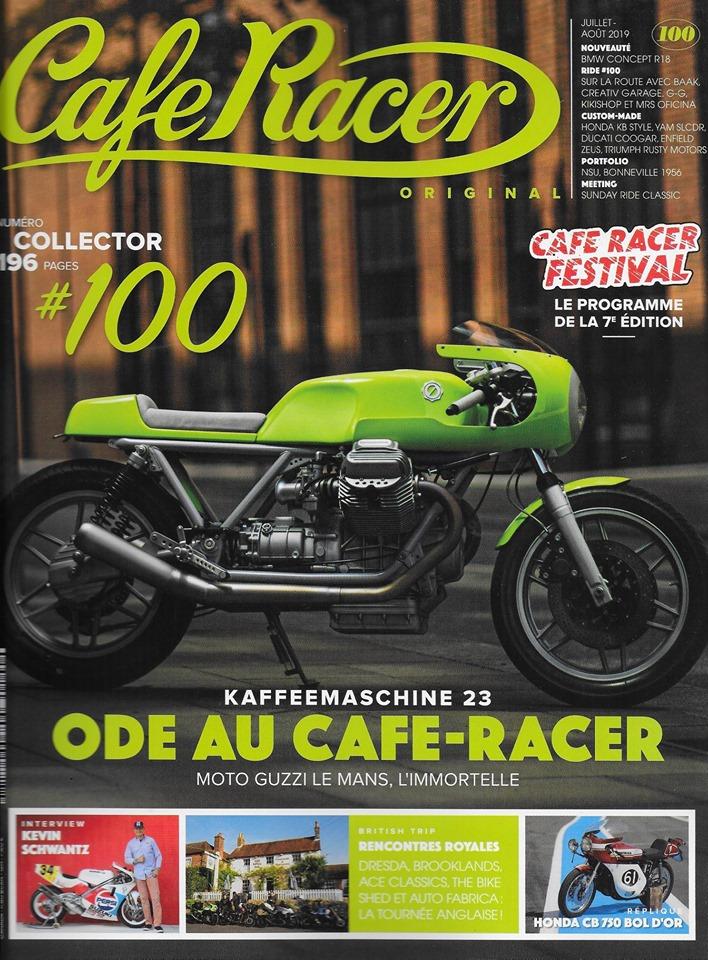 Honda CB 1100 Type R - Cafe Racer n° 100 - 3