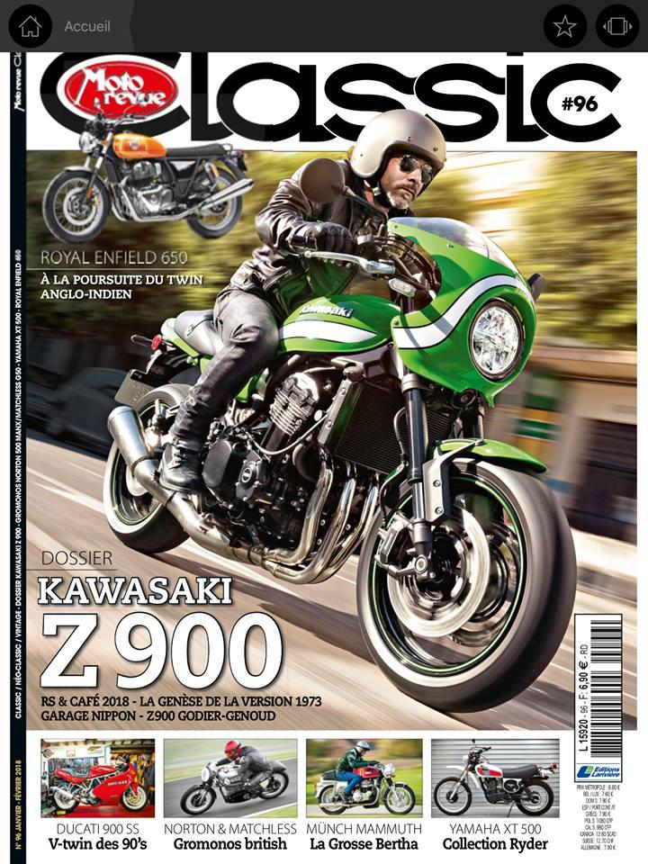 Moto revue Classic n° 96 - 000