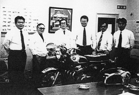 L'une de ces Early Prototypes à Los Angeles au printemps 1968