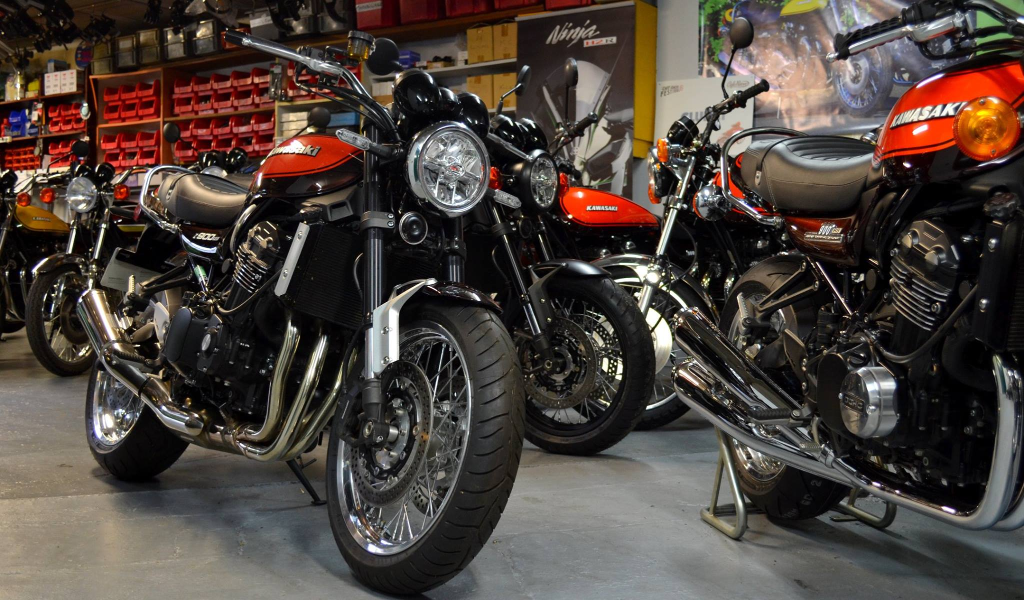Z900 RS Classic #3 000