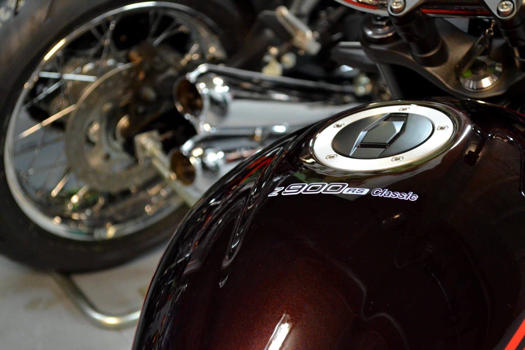 Z900 RS Classic #3 001