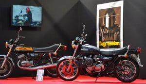 """Les Kawasaki de """"L'Agression"""""""