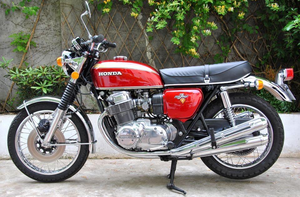 Honda CB 750 K2 1975