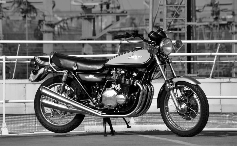 Kawasaki 900 Z1 1973 n° 76xx