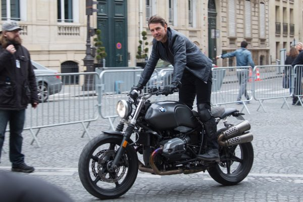 Tom Cruise filming 'Mission: Impossible 6' in Paris  Featuring: Tom Cruise Where: Paris, France When: 08 May 2017 Credit: WENN.com  **Only available for publication in UK**