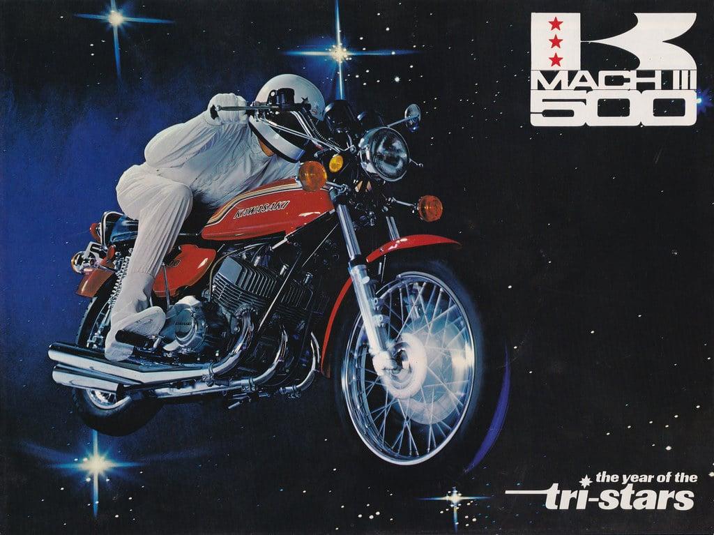 500 H1B 1972 : publicité U.S.