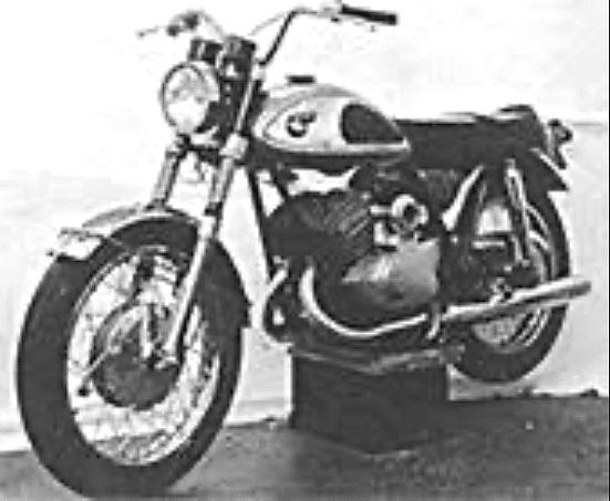 Prototype 500 bicylindre