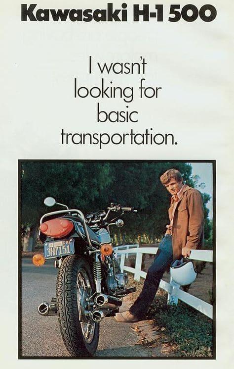 500 HIF 1975 : publicité U.S.